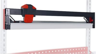 Hüdig+Rocholz Snij-inrichtingssysteem voor aanbouwdeel Flex, snijbreedte 750 mm