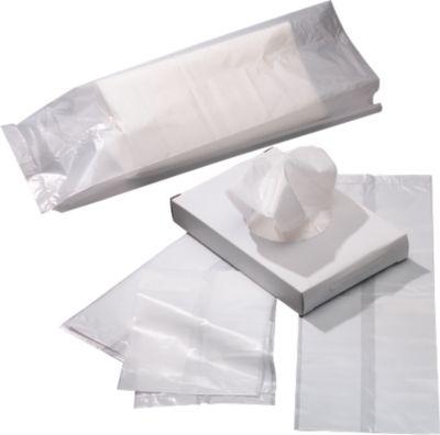 Hygiënezakjes van polyetheen, 750 st.