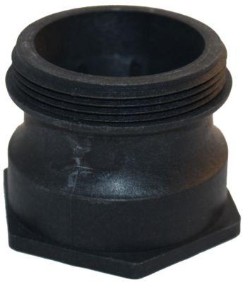 IBC-adapter YP0197, 2 inch fijne draad naar Camlock en fijne draad.
