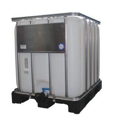 IBC Container auf Kunststoffpalette, 600L