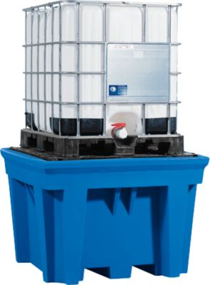 IBC- und KTC-Station für 1 Container