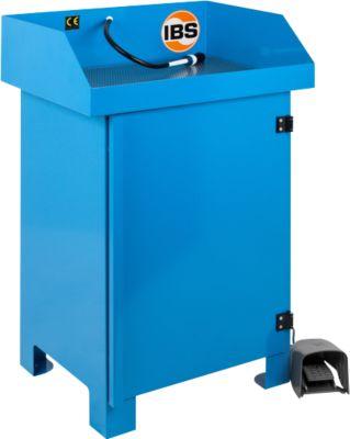 IBS-Teilereinigungsgerät TYP G-50-W (Werkstattausführung)