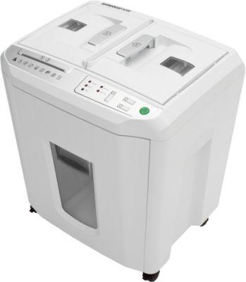IDEAL destructeur de documents SHREDCAT 8280 CC, particules 4 x 10 mm, P 4