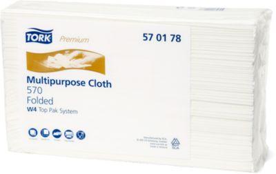 Industrie-Reinigungstuch TORK® Premium 570, 5 Beutel, extra stark