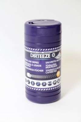Industrie-Reinigungstücher, 220 x 200 mm, reißfest für Dichtmittel, Öl, Klebstoffe, Wasserlack