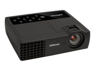 InFocus IN1116 - DLP-Projektor - tragbar - 3D