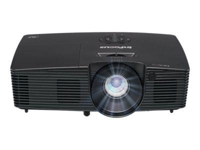 InFocus IN114xv - DLP-Projektor - tragbar - 3D