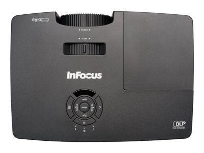 InFocus IN116xv - DLP-Projektor - tragbar - 3D