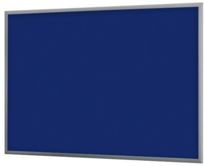 Informatiebord A1-formaat, B 765 x H 990 mm,  bodem blauw