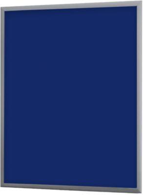 Informatiebord A2-formaat, B 505 x H 765 mm, bodem blauw