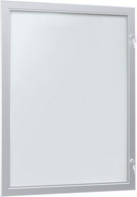 Informatiebord met veiligheidsslot, A0 formaat, B 930 x H 1278 mm, voor binnen en buiten
