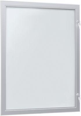 Informatiebord met veiligheidsslot, A4 formaat, B 300 x H 387 mm, voor binnen en buiten