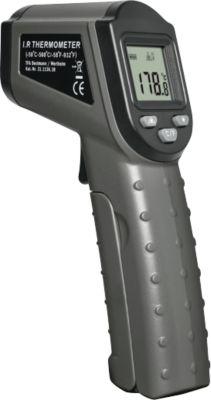 Infrarot Thermometer RAY, für -50 bis +500 °C, mit Laservisier, Messdauer < 1 sec., Tampondruck 30 x 7 mm