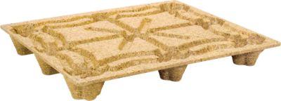 INKA Pallets van houtvezel, EURO-formaat, INDUSTRIE type  F 10, 50 stuks