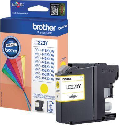 Inktpatroon Brother LC-223Y
