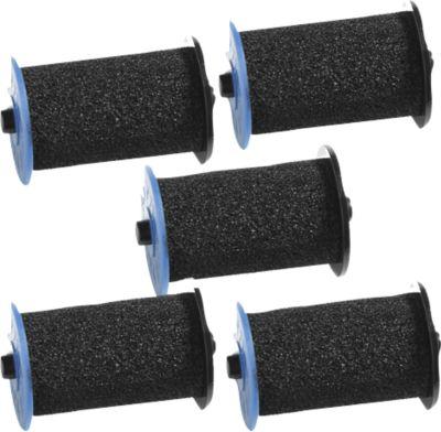 Inktrollen voor etiketteertang SATO DUO 20 en PB-220,  5 stuks