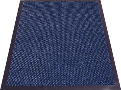 Inloopmat PP, 600 x 900 mm, blauw