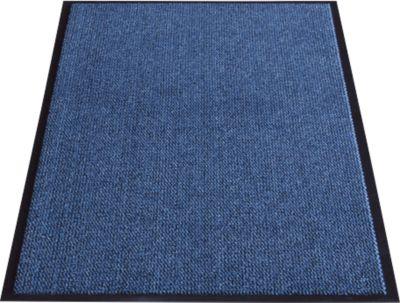 Inloopmat PP, 900 x 1500 mm, blauw