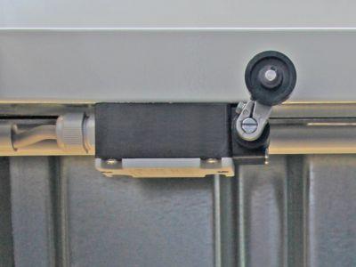 Installationspaket SAFE Tank ECO, ex-geschützte Lüfteranlage mit Türkontaktschalter