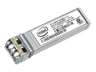 Intel Ethernet SFP+ SR Optics - SFP+-Transceiver-Modul - GigE, 10 GigE