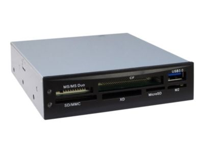 Inter-Tech CI-01 - Kartenleser - USB 3.0
