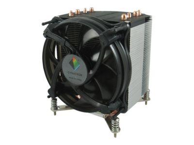 Inter-Tech K-17 - Prozessorkühler - 3U