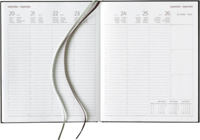 Internationale agenda  Manager-Timer Classic Line, 1 week/2 pagina's, 210 x 260 mm