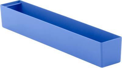 Inzetbak EK 6041 L, 80 x 90 x 558 mm, blauw