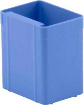 Inzetbakje EK 110-N, 96 x 87 x 69 mm, blauw