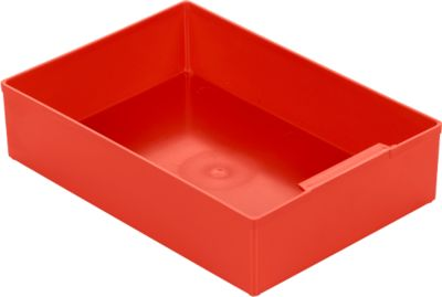 Inzetbakjes EK 504, rood