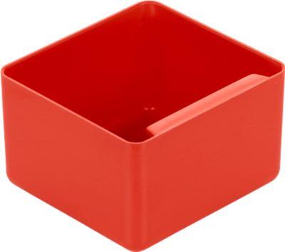 Inzetbakjes EK 602, rood