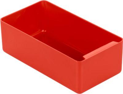 Inzetbakjes EK 603, rood - 20 stuks