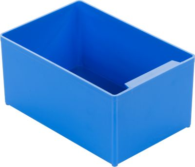 Inzetbakjes EK 753, blauw - 10 stuks