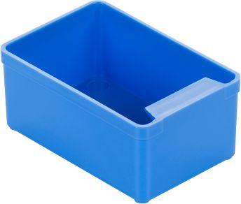 Inzetbakjes EK352, 79x53x35 mm,  blauw - x50