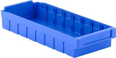 Inzetbakjes RK 400, 8 vakken, blauw
