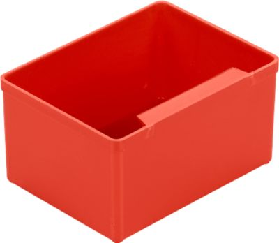 Inzetbakken EK 553, rood