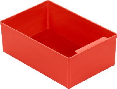 Inzetbakken EK 554, rood