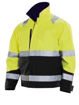 Jacke HV gelb/schwarz L