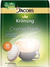 Jacobs Krönung Kaffee Pads Classic