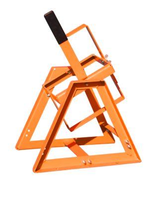 Jerrycan-schenkhulp type KAH-5, gelakt, oranje