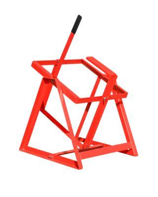 Jerrycan-schenkhulp type KAH-60, gelakt, rood