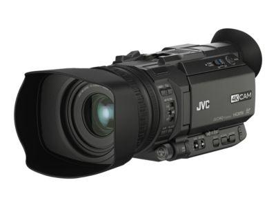 JVC 4KCAM GY-HM170E - Camcorder - Fujinon - Speicher: Flash-Karte