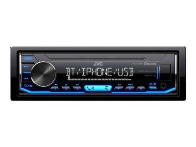 JVC KD-X351BT - Auto - Digital Receiver - in-dash-Einheit - Voll-DIN
