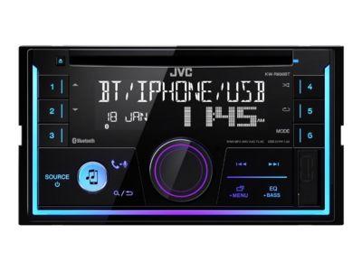 JVC KW-R930BT - Auto - Receiver (CD) - in-dash-Einheit - Doppel-DIN