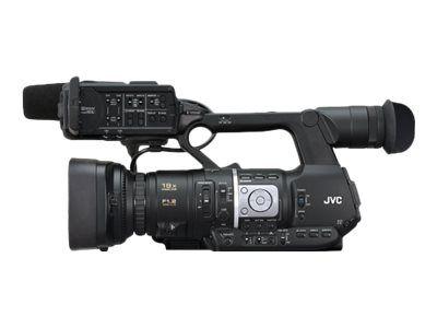 JVC ProHD JY-HM360E - Camcorder - Speicher: Flash-Karte