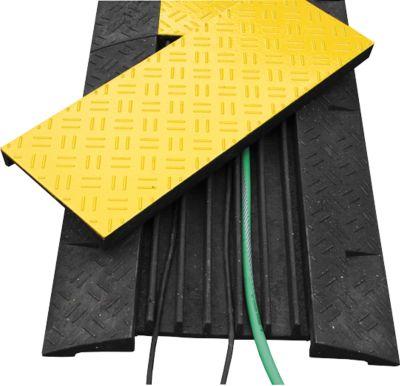 Kabelbrücke mit abnehmbarem Deckel