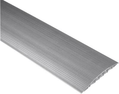 Kabelbrücke serpa® B15, 1500 mm, dunkelgrau