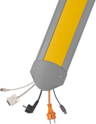 Kabelbrücken B15 EasyLoader Flexi, 1500 mm, gelb
