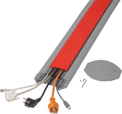 Kabelbrug B15 EasyLoader Flexi, 1500 mm, rood