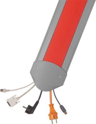 Kabelbrug B15 EasyLoader Flexi, 3000 mm, rood